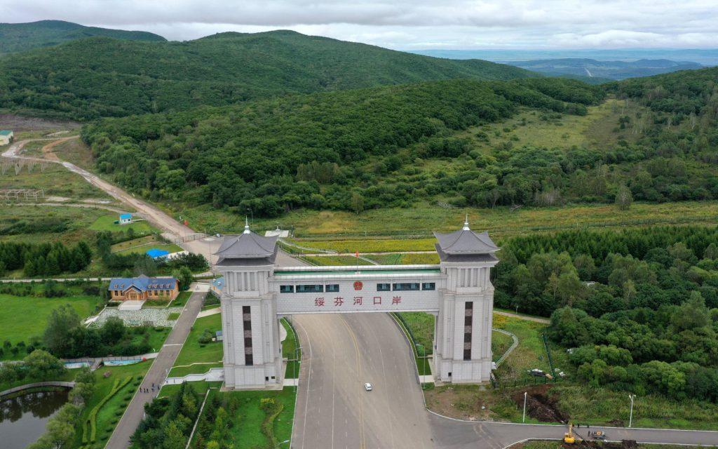 Суйфэньхэ на границе с Россией готов вернуть грузопоток на доэпидемический уровень