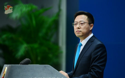 Китай призвал США начать сотрудничество с ВОЗ по выявлению источника COVID-19