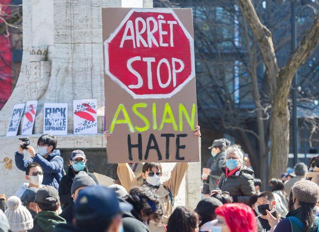 В США проходят демонстрации протеста «Нет ненависти в отношении азиатов»