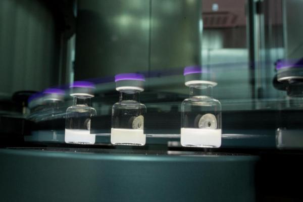 В России собираются зарегистрировать китайскую вакцину от коронавируса «Конвидеция»