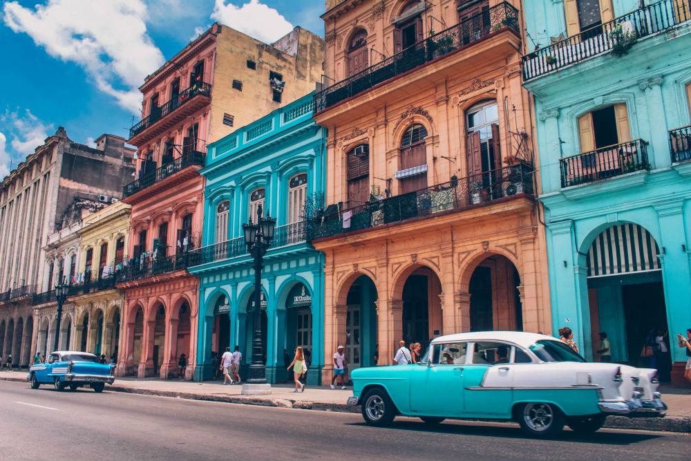 Си Цзиньпин и руководители Кубы обменялись посланиями
