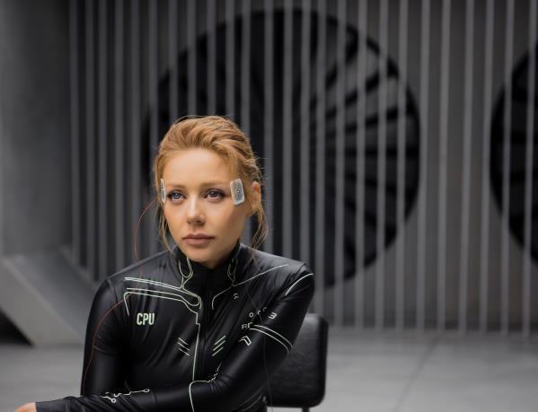 Тина Кароль презентовала клип на песню «Скандал», который стал первым синглом ее будущего альбома