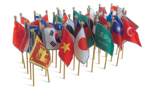 Главы МИД четырех азиатских стран посетят Китай