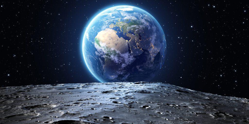 Китай построит исследовательскую базу на южном полюсе Луны