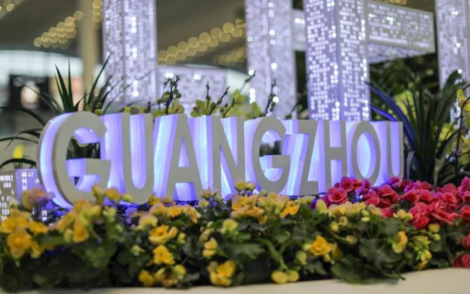 Международный аэропорт  Гуанчжоу «Байюнь» стал самым загруженным воздушным портом в мире в 2020 году