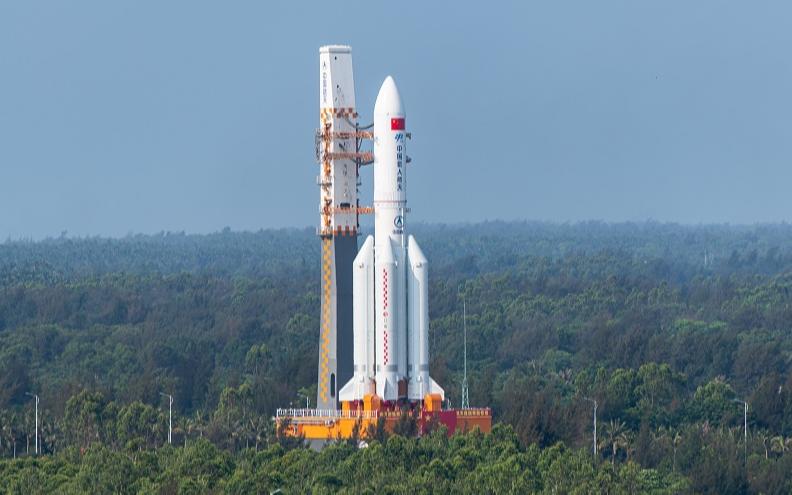 Китай готовится к запуску основного модуля отечественной космической станции