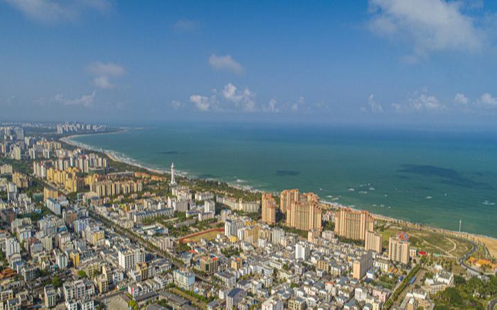 Хайнань подтвердил статус международного порта торговли новой выставкой