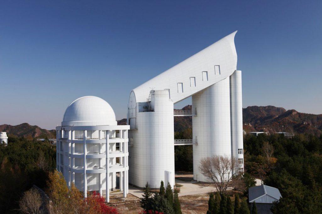 В Китае опубликованы данные восьмилетних исследований спектроскопа LAMOST