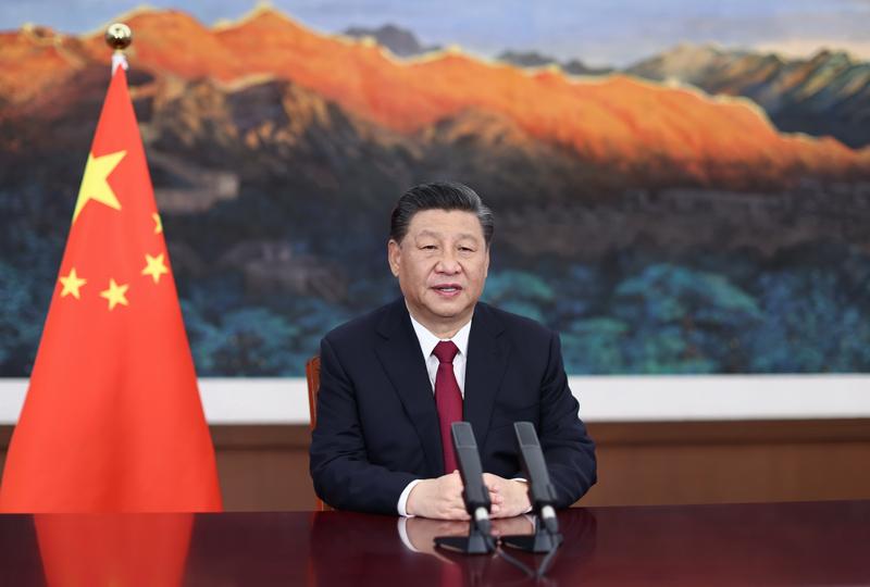 Си Цзиньпин призвал общими усилиями строить сообщество жизни человека и природы