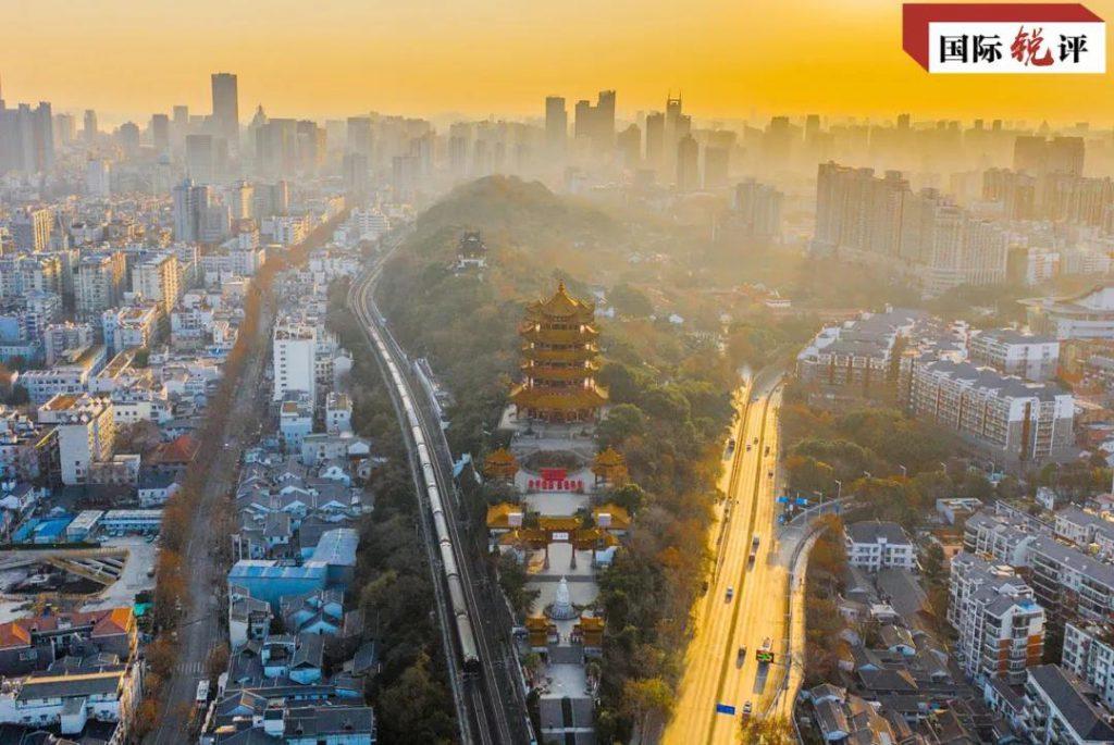 Нормальная жизнь Уханя свидетельствует о глобальной ответственности Китая