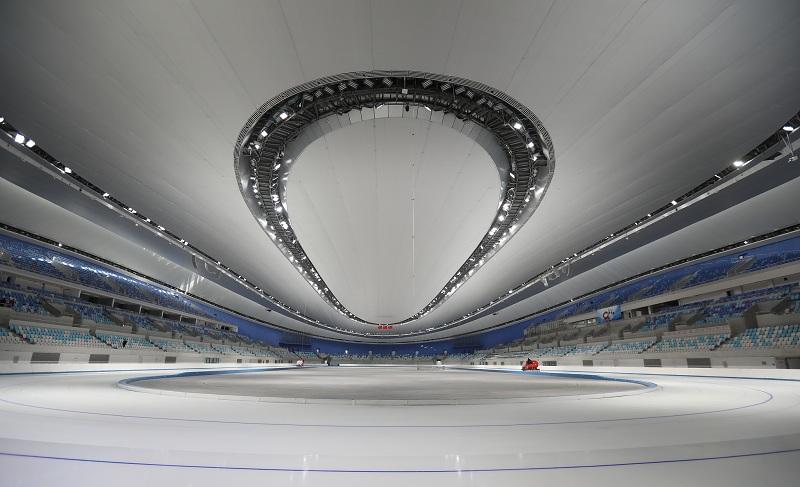 В Пекине пройдёт первая «обкатка льда» перед Олимпиадой 2022
