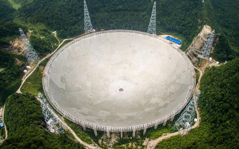 Китайский телескоп FAST официально открыт для ученых всего мира