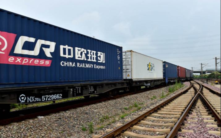 Через КПП Маньчжоули прошло 10 тысяч составов по маршруту Китай-Европа