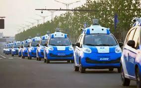 Baidu и Geely вложат 7,7 млрд долларов в развитие «умных» авто