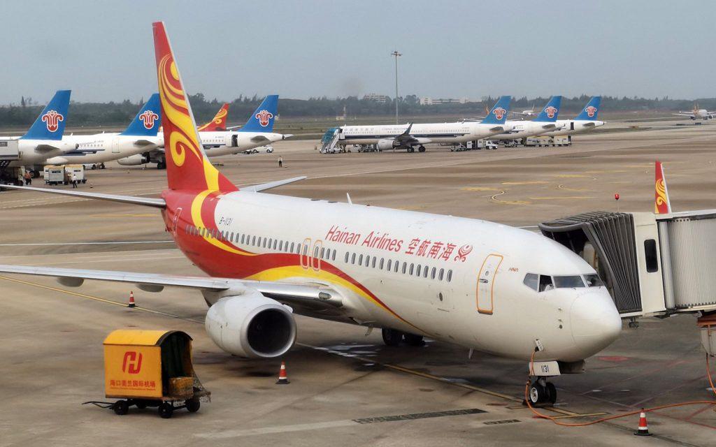 В 2020 г. сектор гражданской авиации Китая восстанавливался быстрыми темпами