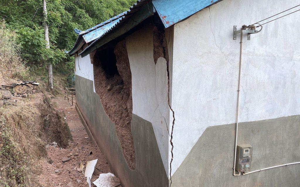 Землетрясение в провинции Юньнань: 3 человека погибли, 27 пострадали