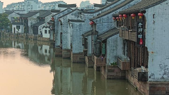 Прогулка по известным улицам провинции Чжэцзян