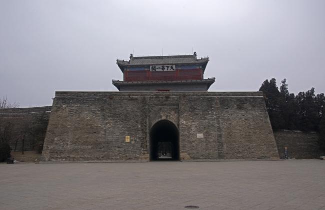 Достопримечательности тур-района Шаньхайгуань
