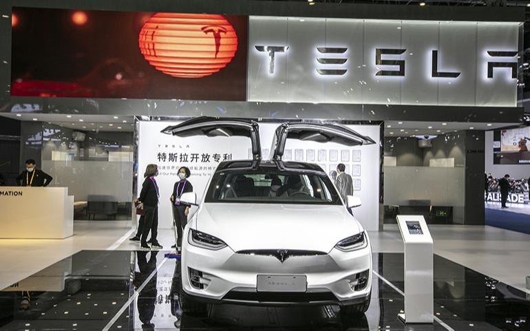 Компания Tesla создала центр обработки данных в Китае для локального хранения информации