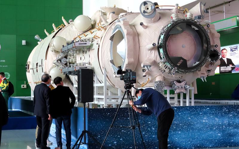 Основной модуль китайской космической станции «Тяньхэ» завершил испытания на орбите