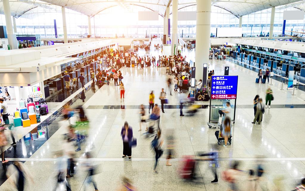 В Китае будет разработана дорожная карта по формированию интеллектуальной системы авиатранспорта