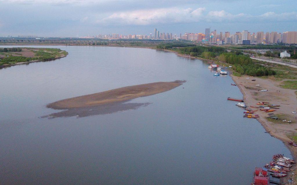 Первый поезд по мосту через Амур в Китай планируют запустить в августе