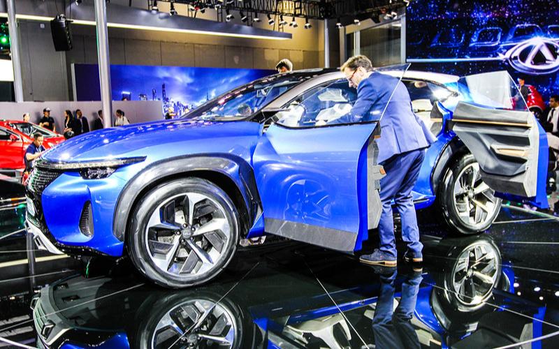 В России резко выросли продажи китайских автомобилей