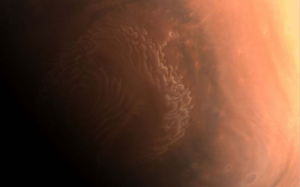 Зонд «Тяньвэнь-1» должен совершить посадку на Марс в ближайшие дни