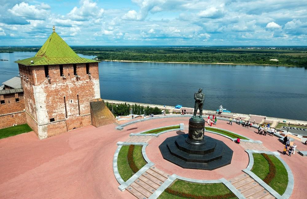 Посвященная Нижнему Новгороду экспозиция появится в Китае