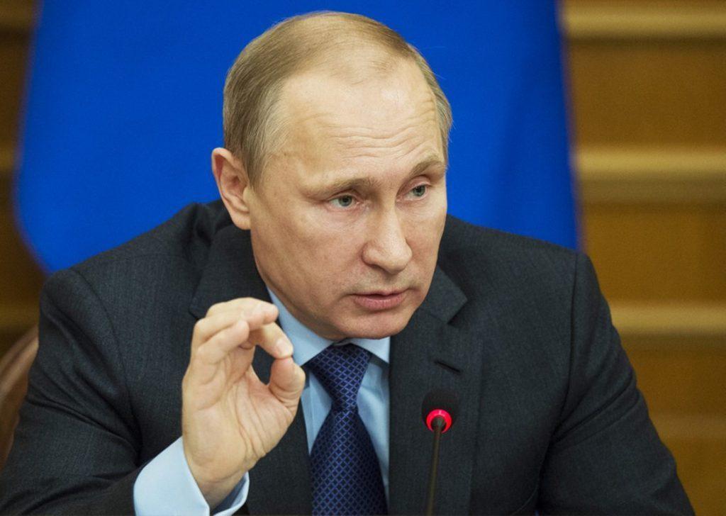 Владимир Путин — ПМЭФ