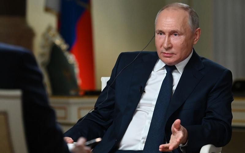 Путин: Россия не считает, что Китай представляет для нее угрозу