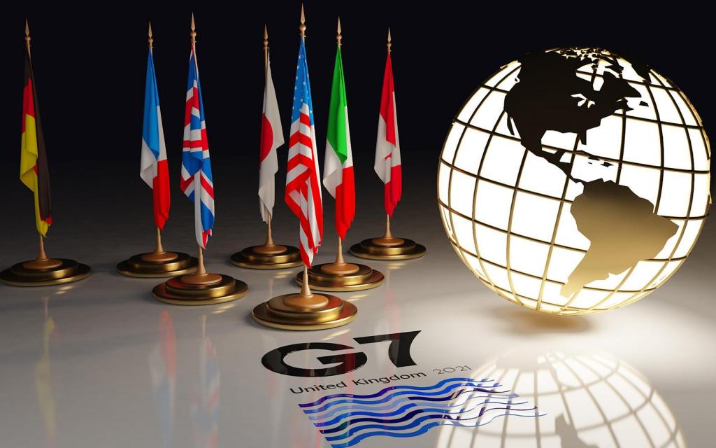 Миру больше не нужны бесполезные саммиты G7