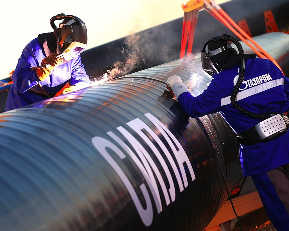Поставки газа в Китай по «Силе Сибири» обновили абсолютный рекорд