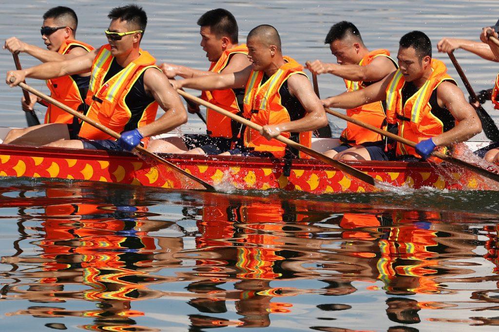 Традиционный китайский праздник «Дуаньу» стимулирует потребление