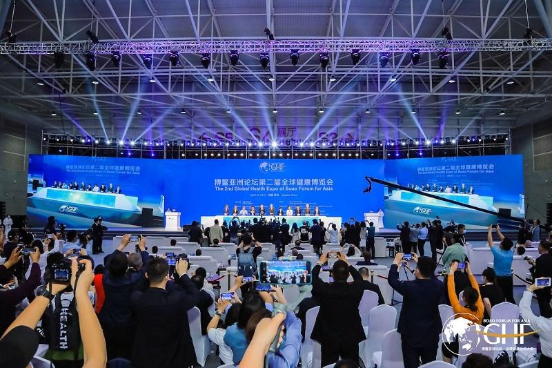 В Циндао открылся второй Глобальный форум по здравоохранению Боаоского азиатского форума