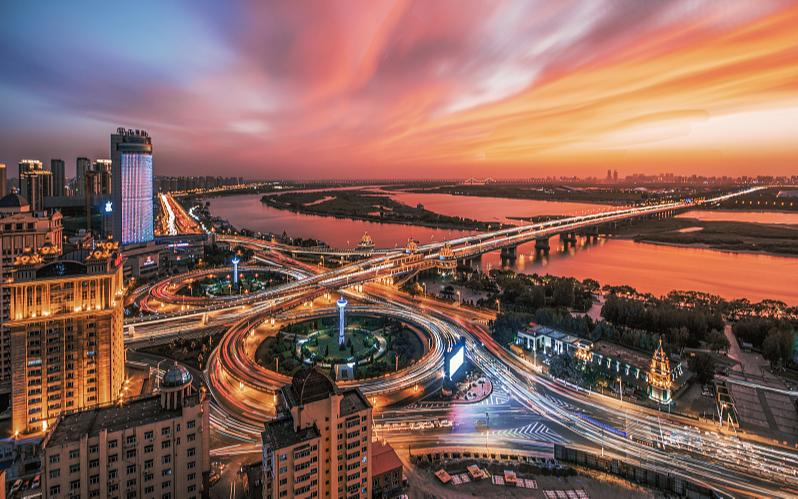 Внешний товарооборот пров. Хэйлунцзян увеличился за первые 5 месяцев 2021 года на 10,2%