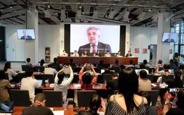 Х.А. Самаранч подчеркнул важность создания наследия ОИ в Пекине
