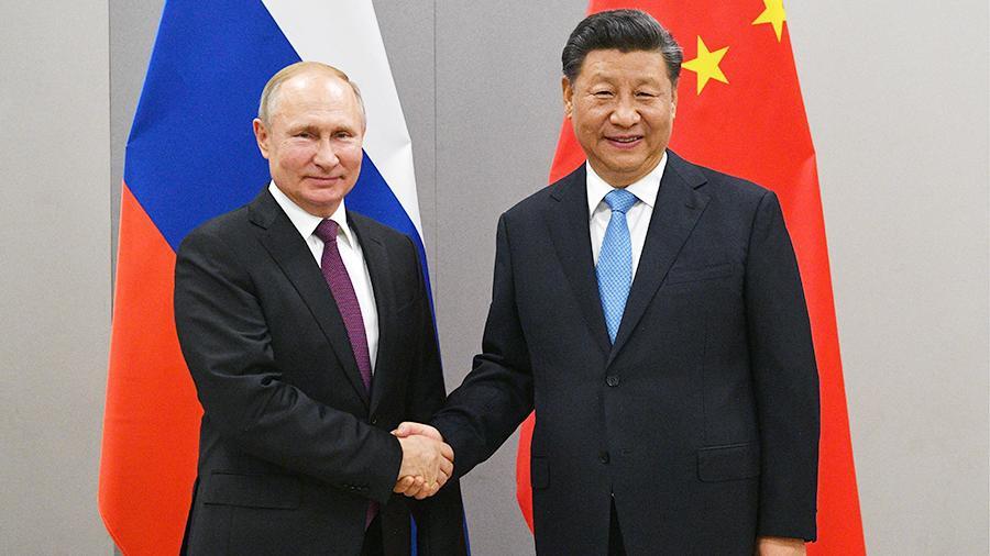 Главы КНР и РФ объявили о продлении Договора о добрососедстве, дружбе и сотрудничестве