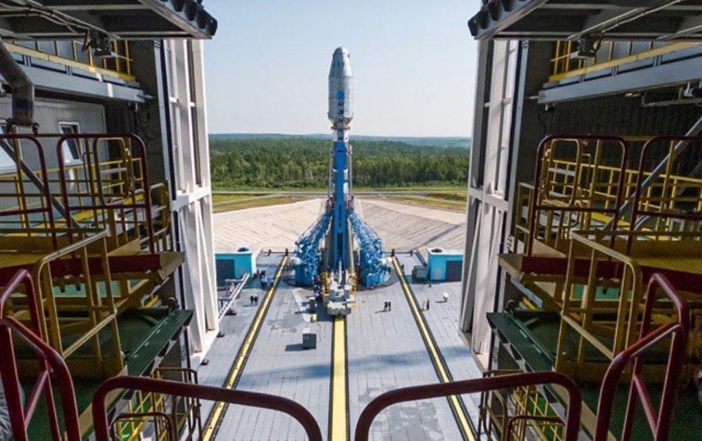 Ракета-носитель «Союз-2.1б» успешно стартовала с космодрома Плесецк