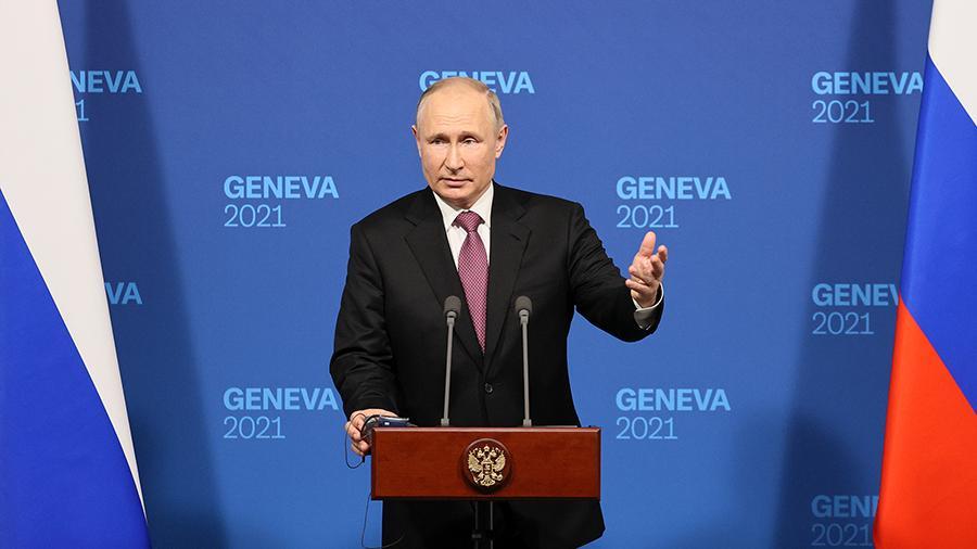 Путин впервые прокомментировал захват талибами Афганистана