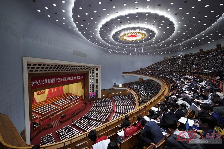 В Пекине открылась 29-я сессия ПК ВСНП 13-го созыва