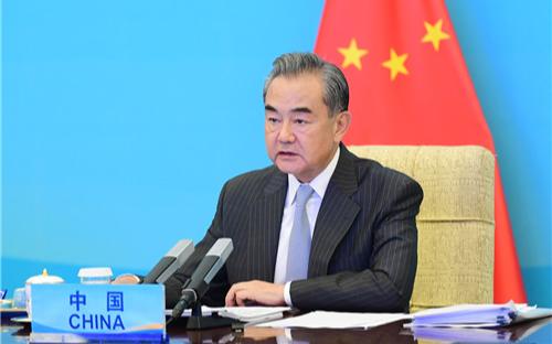 Ван И провел встречу высокого уровня по международному сотрудничеству в АТР в рамках инициативы «Один пояс и один путь»
