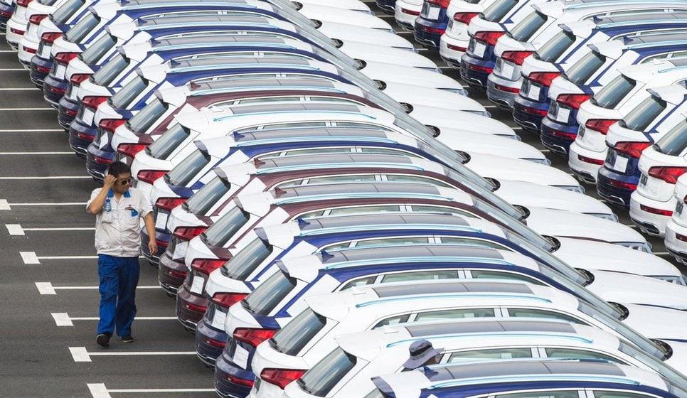 Китайские автомобили на российском рынке выросли в цене