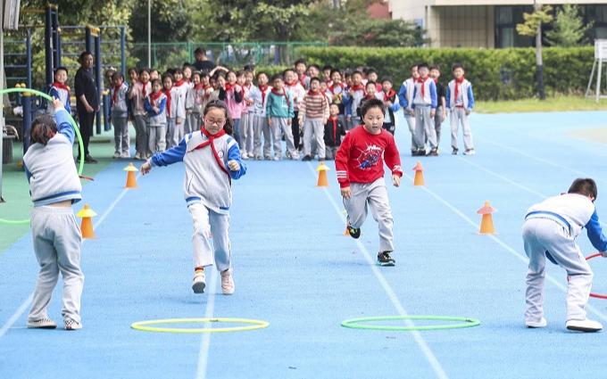 Китайские родители считают, что в школах страны недостаточно внимания уделяется физкультуре