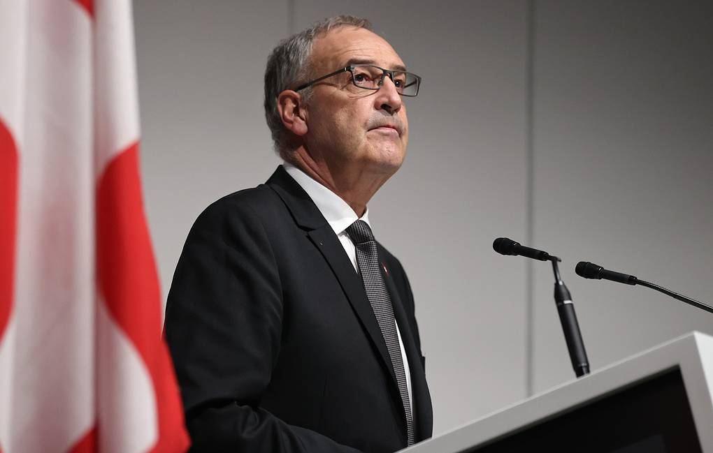 Президент Швейцарии назвал саммит Путин—Байден надеждой мировой политики