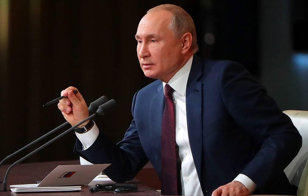 В. Путин направил телеграмму с соболезнованиями председателю КНР Си Цзиньпину