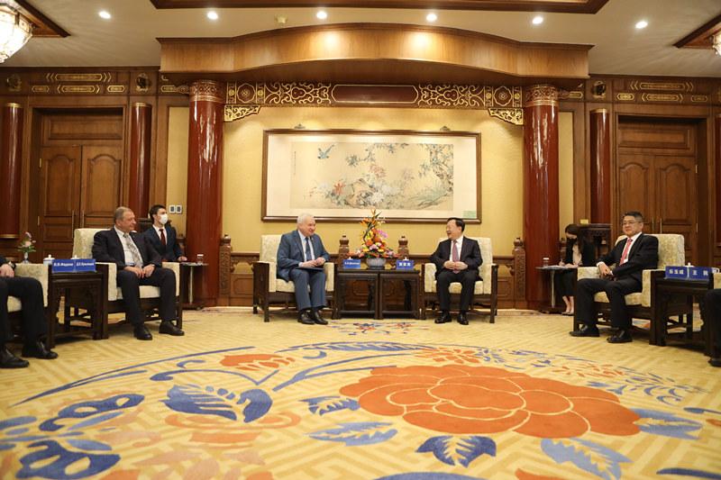 В Пекине обсудили перспективы развития российско-китайских отношений