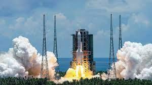 Китай разрабатывает планы будущих космических исследований