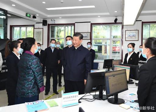 Си Цзиньпин подчеркнул важность развития специфических отраслей и содействия развитию за счет инноваций