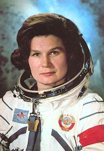 Первая женщина в космосе — 58 лет назад!